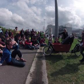 09.05.2012 - Picture report GMO-walk Zwijnaerde