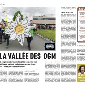 Revue de Presse Mai 2012 - Procès de patates jour 1 + Balade OGM
