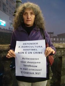 Lidia Senra, MEP