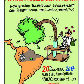 20.11 debate : Monoculture (GE) tree plantations for a sustainable energy transition?
